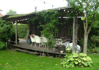 Tuinen van Geerdink - Prielen / bouwwerken
