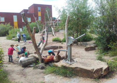 Tuinen van Geerdink - Natuurlijk spelen